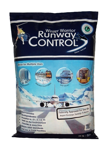 Xynyth Winter Warrior Runway Control Ice Melt Pallet of 40